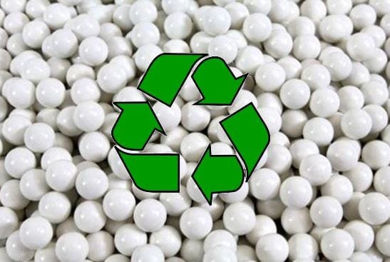 are airsoft bbs safe for the environment