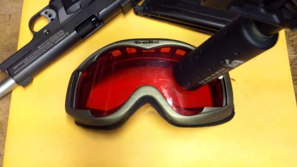 snowboard goggles for airsoft