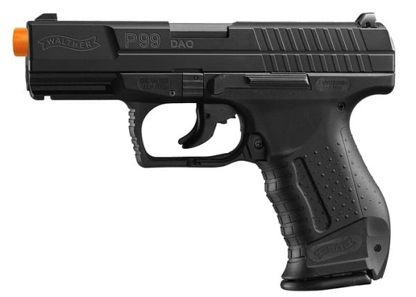 wather p99 airsoft pistol review