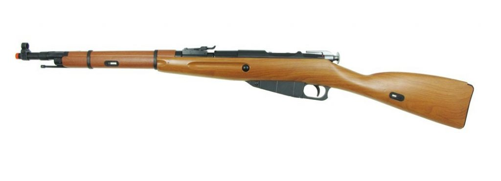 WINGUN MOSIN-NAGANT M44 Review