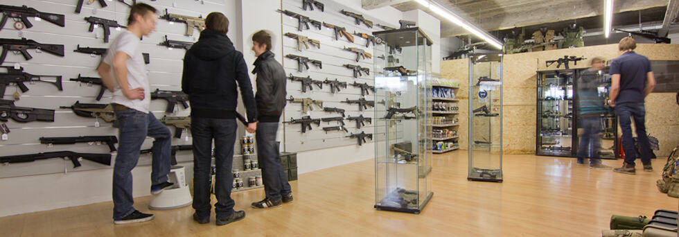Airsoft Shops