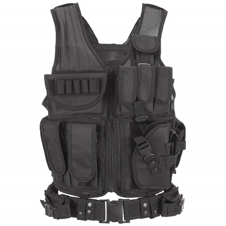 Barbarians Tactical Molle Vest Review
