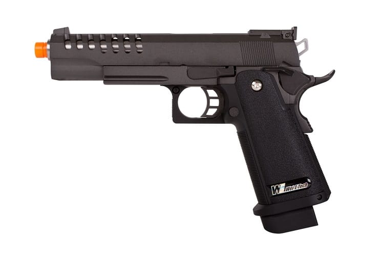 WE Hi-Capa 5.1 K1 Gas Blowback Airsoft Pistol
