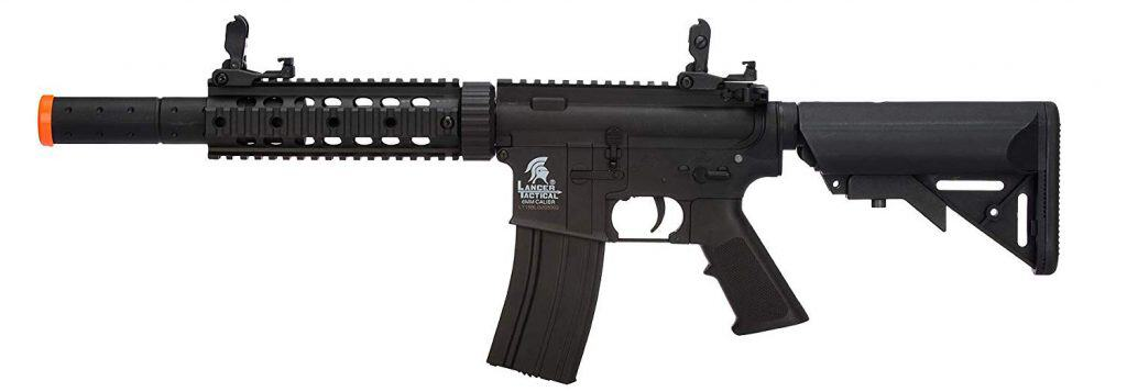 Lancer Tactical Airsoft LT-15T-G2 SD Review