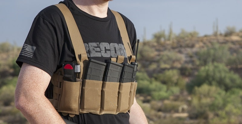 What to Carry in a tactical vest