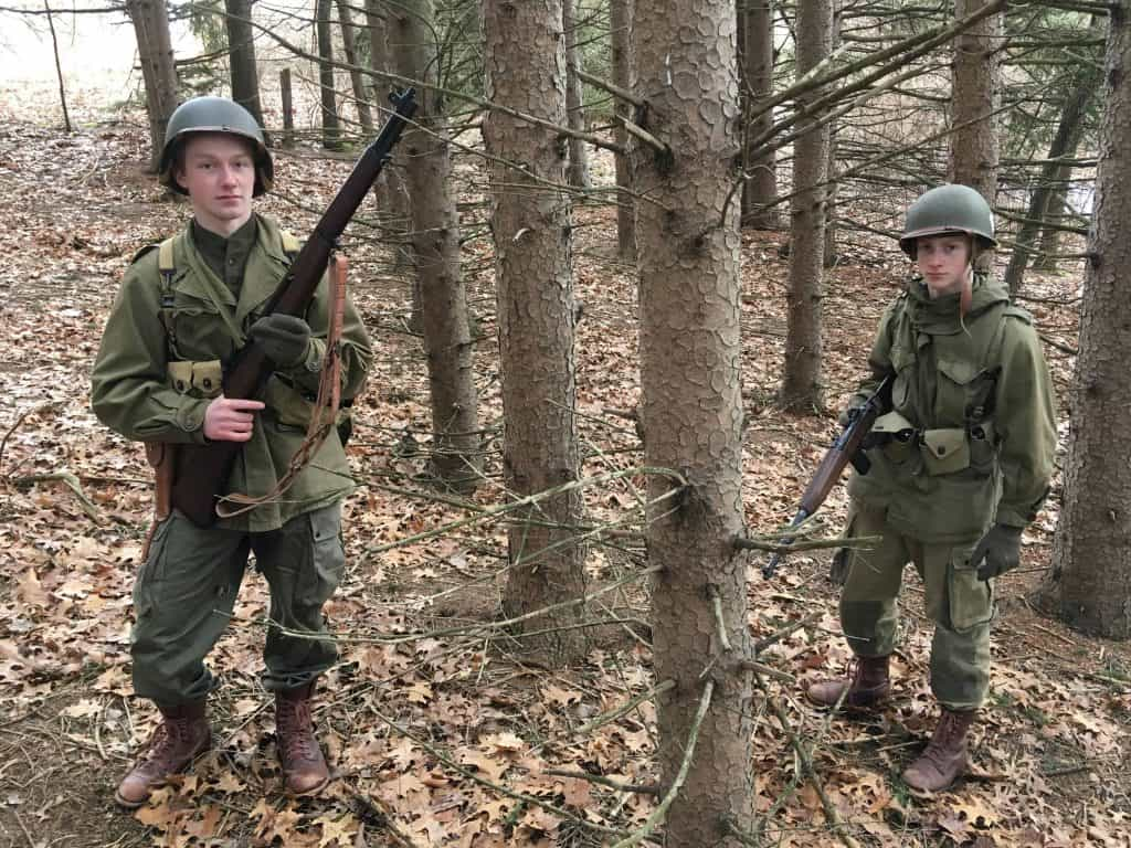 Airsoft WW2 Rifles
