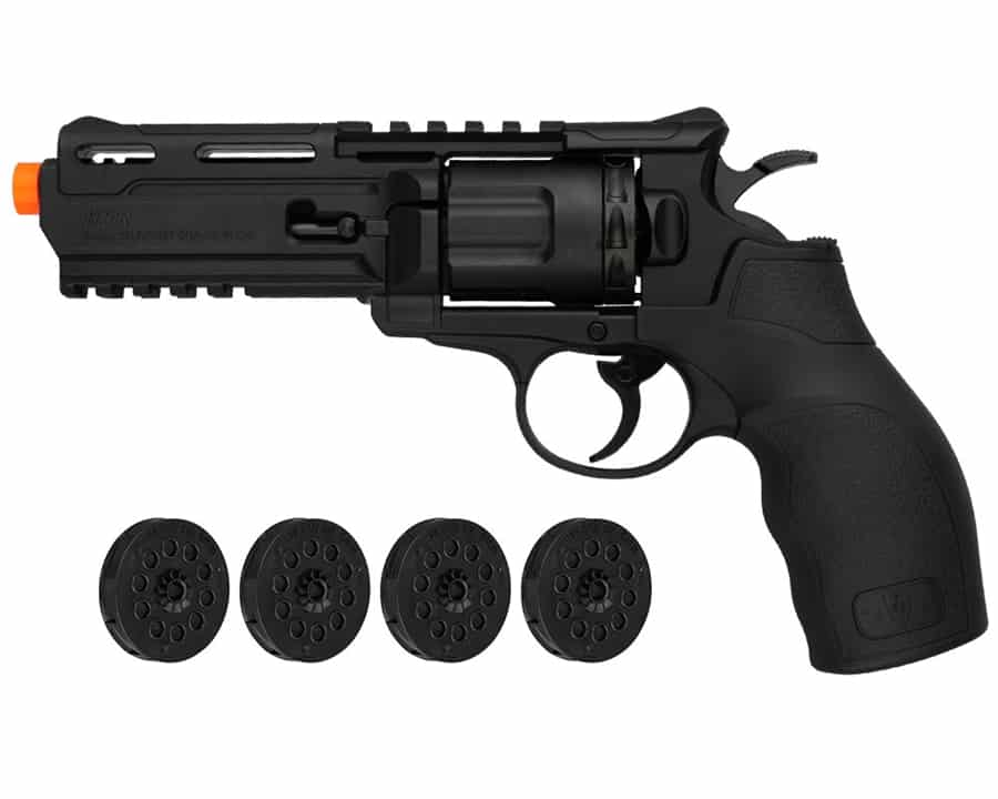 Elite Force H8R Revolvers Pros and Cons Reviewed